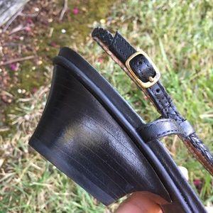 Naturalizer Shoes - Naturalizer Black Strappy Slingback Sandals 8W